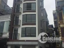 Bán gấp nhà 8 tầng thanh máy Phương Liệt,Thanh Xuân, ô tô,120m,19.5 tỷ