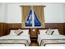 khách sạn 2 sao ấp bắc cao cấp nội thất sang trọng gần sân bay cho thuê có xe đưa đón
