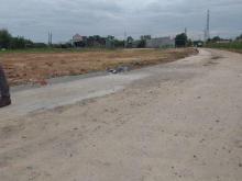 Bán lô đất 80m2 mặt tiền đường 8m, liền kề bệnh viện Xuyên Á, giá 780tr, sổ hồng riêng