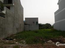 Bán miếng đất rất đẹp ngay gần Phan Văn Hớn, Tân Thới Nhất, Q12, DT 64m2, giá 600tr