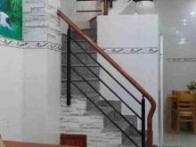 Bán nhà đường Dương Cát Lợi, Kho A Nhà Bè, Tp.HCM. DT 3m x 9.5m. 2 lầu sân thượng, giá 1.69 tỷ