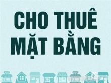 Cho thuê mặt bằng tại Ngọc Lâm , Long Biên