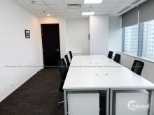 Văn phòng cao cấp từ 2-15 người - view đẹp tại ngã tư hoàng đạo thúy - lê văn lương