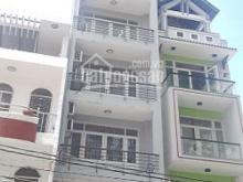 Cho thuê nhà mặt tiền đường Nguyễn Cửu Vân, Quận Bình Thạnh, 5.5x12, 4 lầu