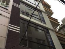 Bán nhà Nguyễn khang: 40m, xây 5 tầng. MT: 4,5m, hai mặt thoáng. Giá 4,7 tỷ.