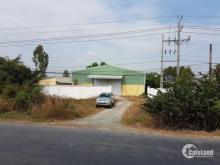 Chính chủ cần bán nhà xưởng, mặt tiền quốc lộ 62, tỉnh Long An.