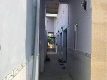 Bán dãy nhà trọ 2 tầng, lô góc đường 20m, thu nhập 14tr/tháng, khu dân cư đông đúc