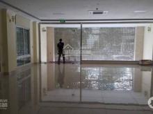 Cho thuê sàn văn phòng, MBKD 100- 180m2 giá từ 196 nghìn/m2/tháng tòa ĐẸP NHẤT mặt phố Vũ Trọng Phụng