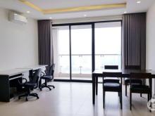Cho thuê căn 3 ngủ full đồ, dt 95m2, giá 15 tr/tháng ở FLC Complex 36 Phạm Hùng.