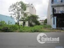Bán gấp lô đất thổ cư ngay thị trấn Bến Lức gần KCN Thuận Đạo. DT 100m2 giá 900tr. TL