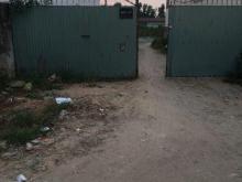 Bán đất MẶT TIỀN đường LÊ THỊ HÀ,HÓC MÔN,100m2,SHR,giá 1ty6