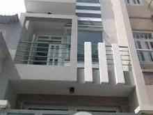 Bán nhà 1 trệt 2 lầu mặt tiền Lê Quang Định 5,3x23m giá 4,3 tỷ SHR 0389228657