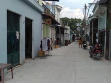 Bán nhà 1 lầu đường Nguyễn Thị Thử, Hóc Môn, 1,8ty.