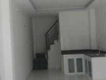 Cần thu hồi vốn bán nhanh căn nhà mới xây 3*9m2, giá: 1,380tỷ, Sổ hồng bao sang tên