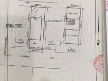 Bán nhà 2 mặt tiền hẻm xe hơi 8m. Địa chỉ: 842/1/98 Nguyễn kiệm,p3, Gò Vấp  Bán nhà 1 trệt 1 lầu nhà cũ về sửa lại. Diện tích: (5x15) vuông đẹp công nhận: 75m2