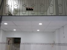 Nhà Nhỏ 1 trệt 1 lửng - Hẻm 3m Tại Ngay Chợ An Nhơn F6