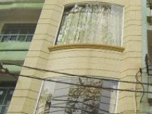 Định cư nước ngoài bán gấp nhà 224m2 mt Nguyễn Du Gò Vấp, 1 trệt 4 lầu, 4,24 tỷ.LH : 0703289766 Hào