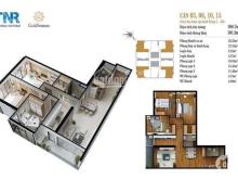 Cơ hội sở hữu căn hộ 3 ngủ, Penthouse tại Goldseason Nguyễn Tuân