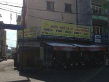 Cho thuê nhà mặt tiền đường Vạn Kiếp, Q. Bình Thạnh, gần khu Phan Xích Long