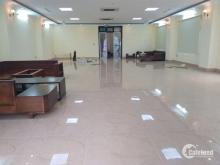 Chính chủ cần cho thuê gấp văn phòng giá rẻ đẹp nhất mặt phố Đống Đa 152m