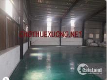 Cho thuê kho xưởng đẹp mới xây tại thành phố Hải Dương DT 1205m2 giá tốt
