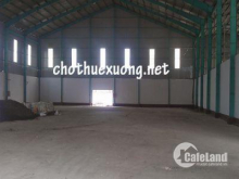 Cho thuê kho xưởng tiêu chuẩn giá tốt tại Phú Diễn Từ Liêm HÀ nỘI DT 1405m2