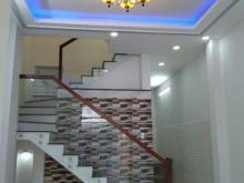 Bán nhà mới đẹp, giá rẻ, hẻm Phan Văn Trị phường 12 quận Bình Thạnh