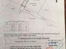 Nhà mới 3 lầu hẻm thông 7m, UBND P. Tân Chánh Hiệp, Q12, dt 4,2x21m, giá chỉ 3tỷ250 TL