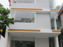 Bán nhà 2 MT đường CMT8 gần góc Võ Văn Tần, DT : 7,3x20, GPXD hầm lửng, 6 lầu, ST