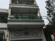Gia đình xuất ngoại cần bán gấp nhà mặt tiền Lê Văn Sỹ, phường 12, Quận 3. Vỉa hè 4m.