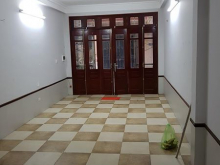 Cho thuê nhà riêng 5 tầng - ngõ ô tô phố Giải Phóng - Hoàng Mai.