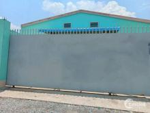 Kho xưởng cho thuê 1.000m2 Đức Hòa Đông đường container, thông ra Tỉnh Lộ 824.