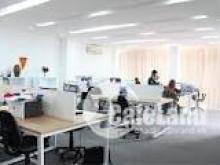 Cần Cho thuê gấp toà văn phòng view đẹp nhất phố Mễ Trì DT 130m MT 12m giá từ 25tr