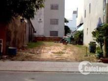 Cần bán lô đất Nguyễn Xí, ngay Vincom, dân cư hiện hữu, sổ hồng riêng, thổ cư 100%