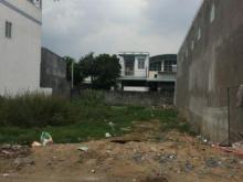 Vỡ nợ bán gấp lô đất 90m2 mặt tiền đường Bình Hưng, Bình Chánh giá 1,1 tỷ.