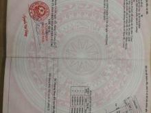 Bán đất mặt tiền có sổ hồng riêng ở KDC Tân Thạnh Đông - Củ Chi