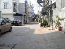 Cần bán đất thổ cư 100% khu dân cư hiện hữu. Hẻm 76 Dương Cát Lợi, Thị trấn  Nhà Bè, TpHCM. Dt: 4x13m