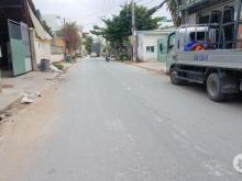 Bán đất 1/ ngắn, đường xe hơi 5m, SHR, Gần chung cư Thạnh Lộc, q12, giá 2.37 tỷ