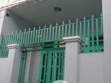 Bán bán nhà cấp 4 góc 2 mặt tiền khu dân cư sầm uất Thảo Điền, Q2.