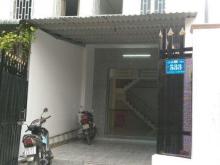 Bán nhà mới xây tại ấp Long Thạnh, H Cần Giuộc, HXH, ở ngay, giá tốt