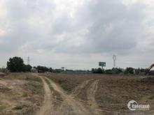 Đất sổ đỏ mặt tiền Nguyễn Hữu Trí, ngân hàng hỗ trợ vay 70%. LH: 0909609193