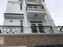 Bán nhà như hình 2 lầu Mt.Quốc Lộ 1A,xã Bình Chánh,DT 5x15m,SHR giá 1,8 tỷ