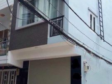 Tôi cần bán gấp căn nhà 1 trệt 1 lầu đường Đồng Tâm,HM,giá1,3 tỷ/56m2,SHR