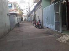 Nhà bán đường Nguyễn Tri Phương , Quận 10, 4x11 giá sóc 4,5 tỷ