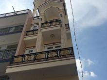 Bán nhà 1 trệt lững 3 lầu 4.3x17m giá 4.8 tỷ (TL), HXH Nguyễn Thị Búp , P. HT, Q12.