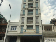 Bán nhà MT Võ Văn Tần, p5, quận 3 DT: 7x18m, hầm + 7L, TN 250tr/th. Giá 60 tỷ TL