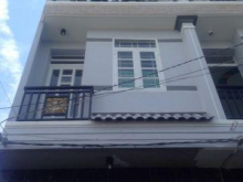 Vỡ nợ tối bán gấp nhà 1 trệt 4 lầu 186m2 mặt tiền Nguyễn Văn Luông Quận 6, giá 2,85 tỷ lh: 0773728133 Chú Út