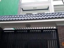 Nhà mới đẹp gần chợ Mai Lan, hẻm 30/91 Lâm Văn Bền, P. Tân Kiểng, Quận 7.