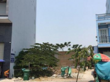 Bán gấp định cư đất mặt tiền Võ Văn Kiệt- Q8, cách Carina 50m - 8x15m, dân cư đông - 090.639.685