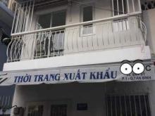 Gia đình bán nhà 2 tầng, đường Lê Văn Sỹ, Tân Bình, ngang 4m, 3,1 tỷ.